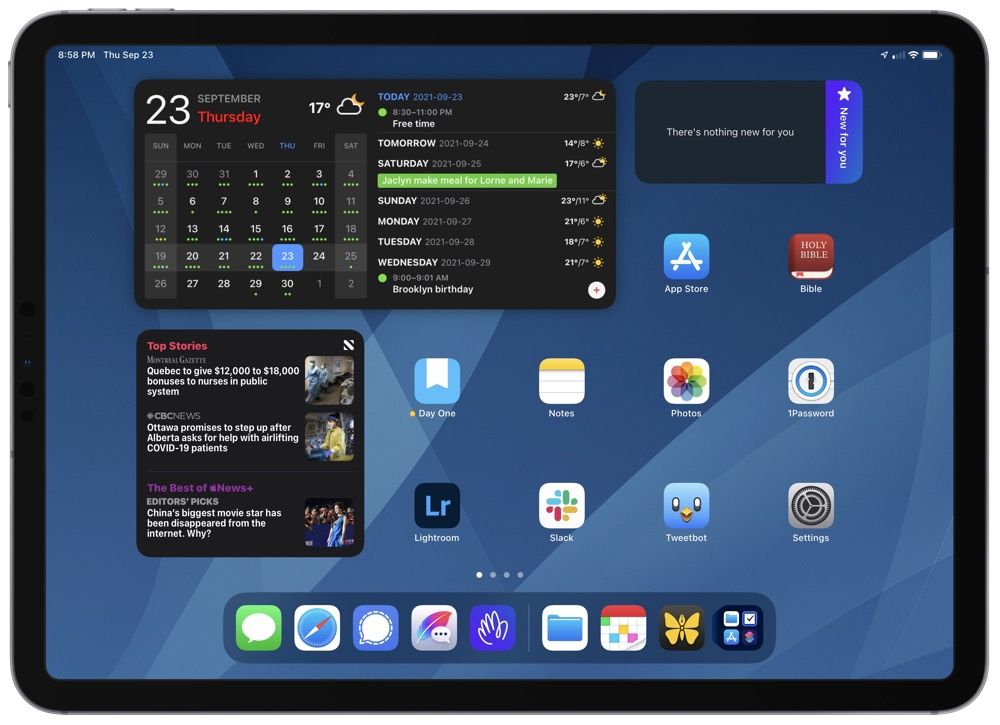 Our Favorite iOS and iPadOS 15 Updates for Your New iPhone 13 and iPad mini