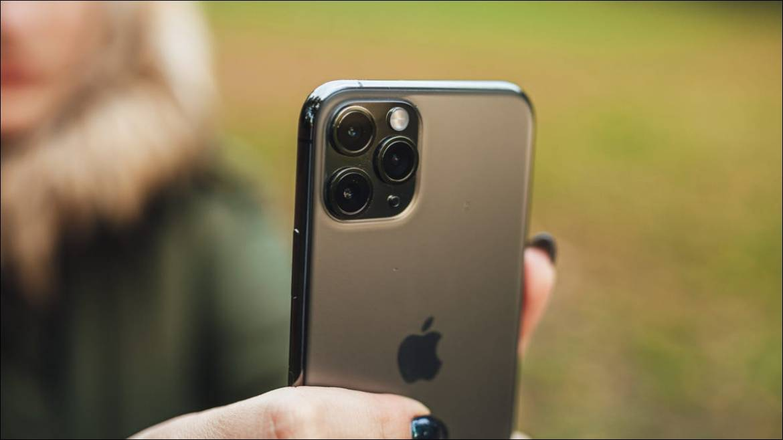 iPhone cameras