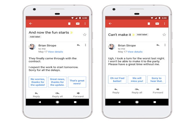 Gmail for Android & iOS Gets Google Material Theme Design