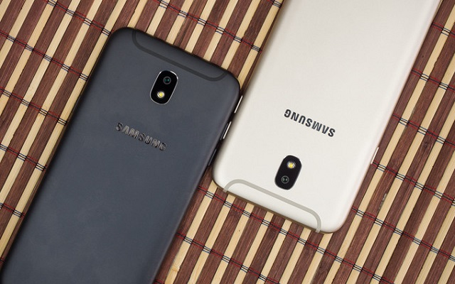 Samsung Galaxy A8+ Android Pie