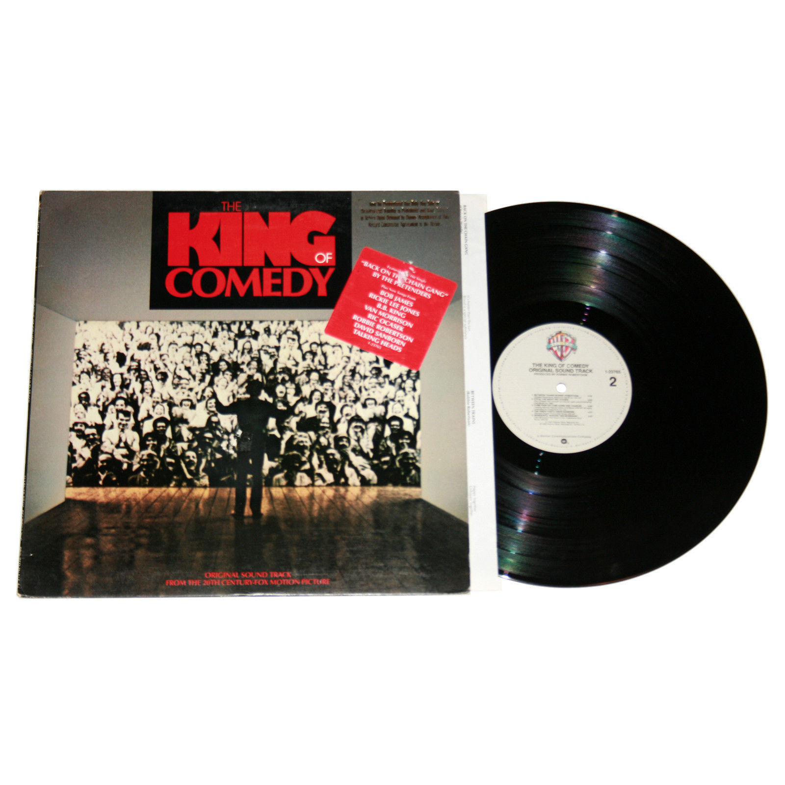 The King Of Comedy Soundtrack Album