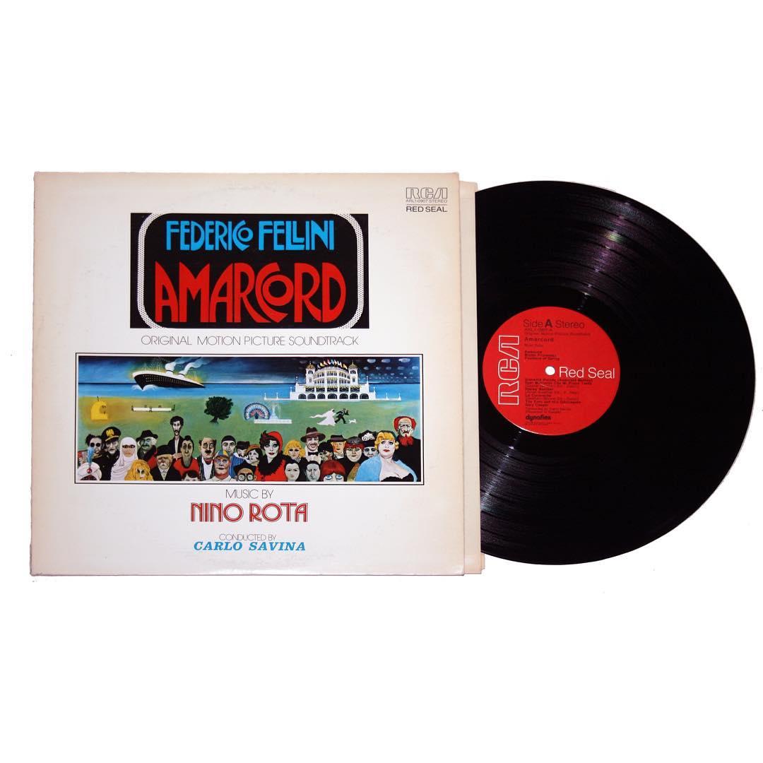 Amarcord - Original Motion Picture Soundtrack