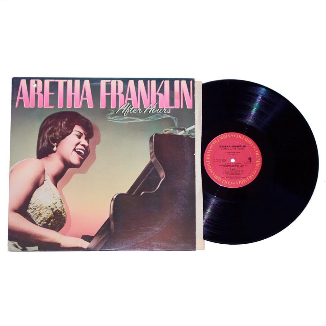 Aretha Franklin - After Hours Album