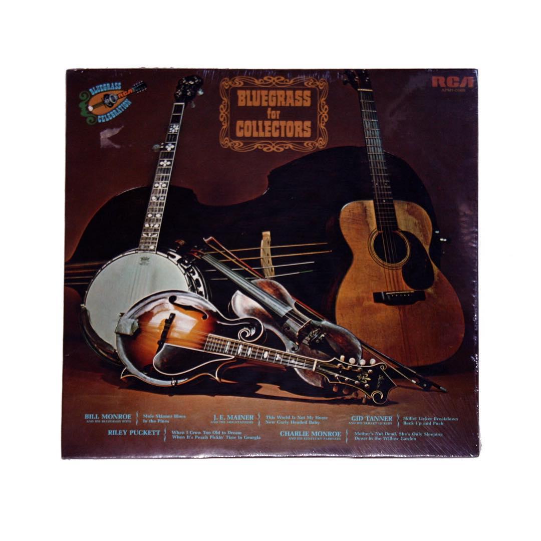 Bluegrass For Collectors Vinyl