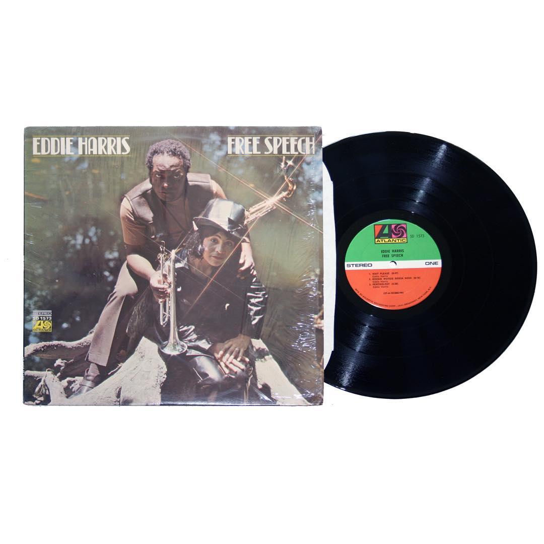 Eddie Harris - Free Speech Vinyl