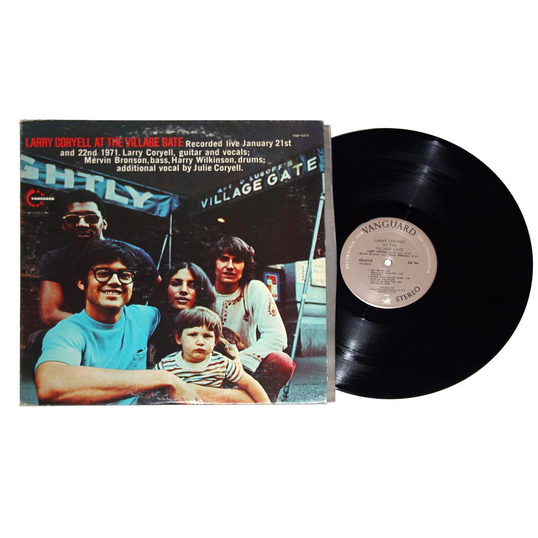 Larry Coryell - Live at The Village Gate Vinyl