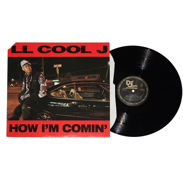 LL Cool J - How I'm Comin Maxi-Single