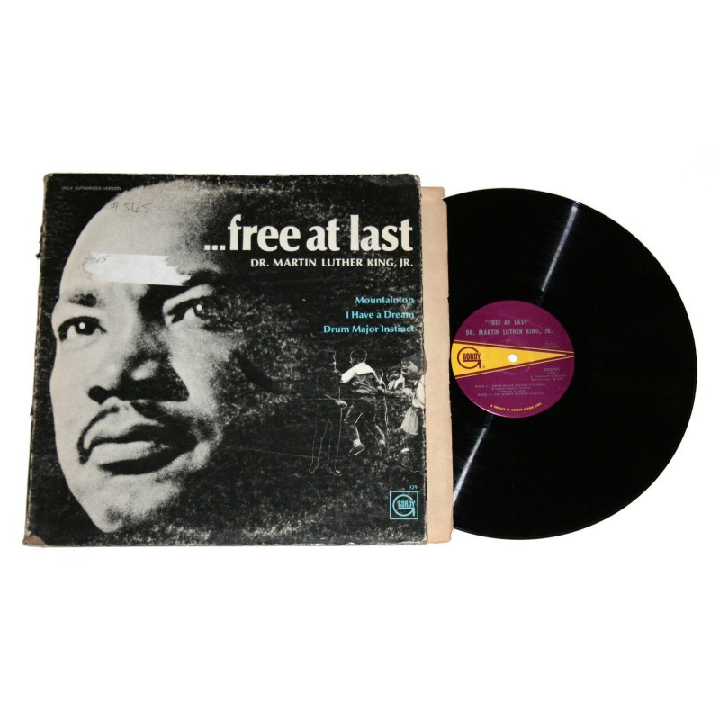 Martin Luther King Jr. ...Free At Last Album