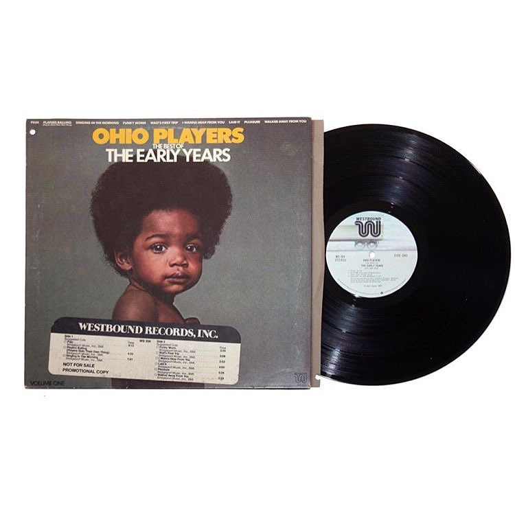 Ohio Players - The Best of The Early Years - Volume One