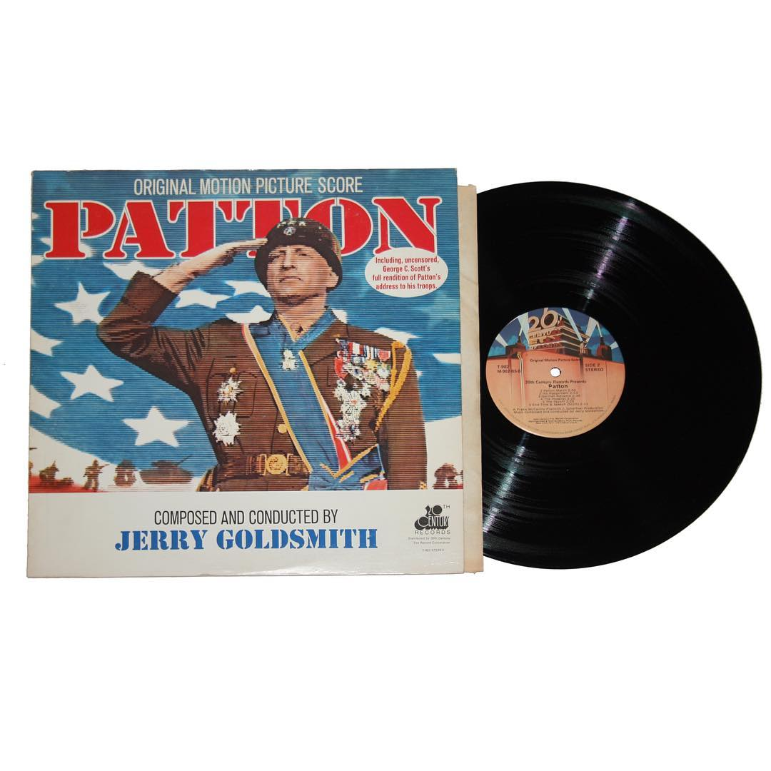 Patton - Original Motion Picture Score