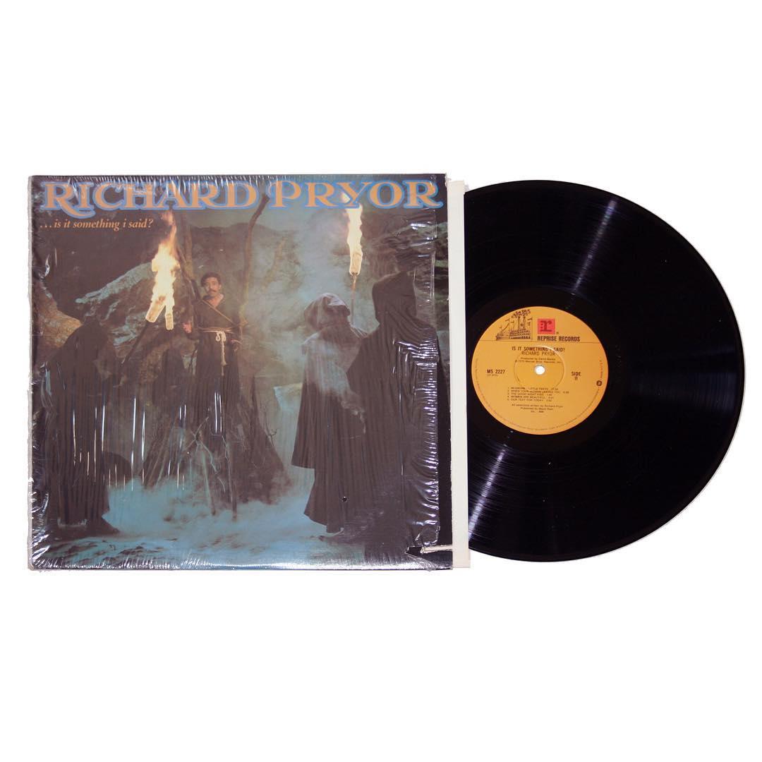 Richard Pryor - Is It Something I Said Album