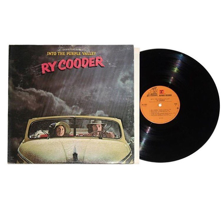 Ry Cooder - Into The Purple Valley Album