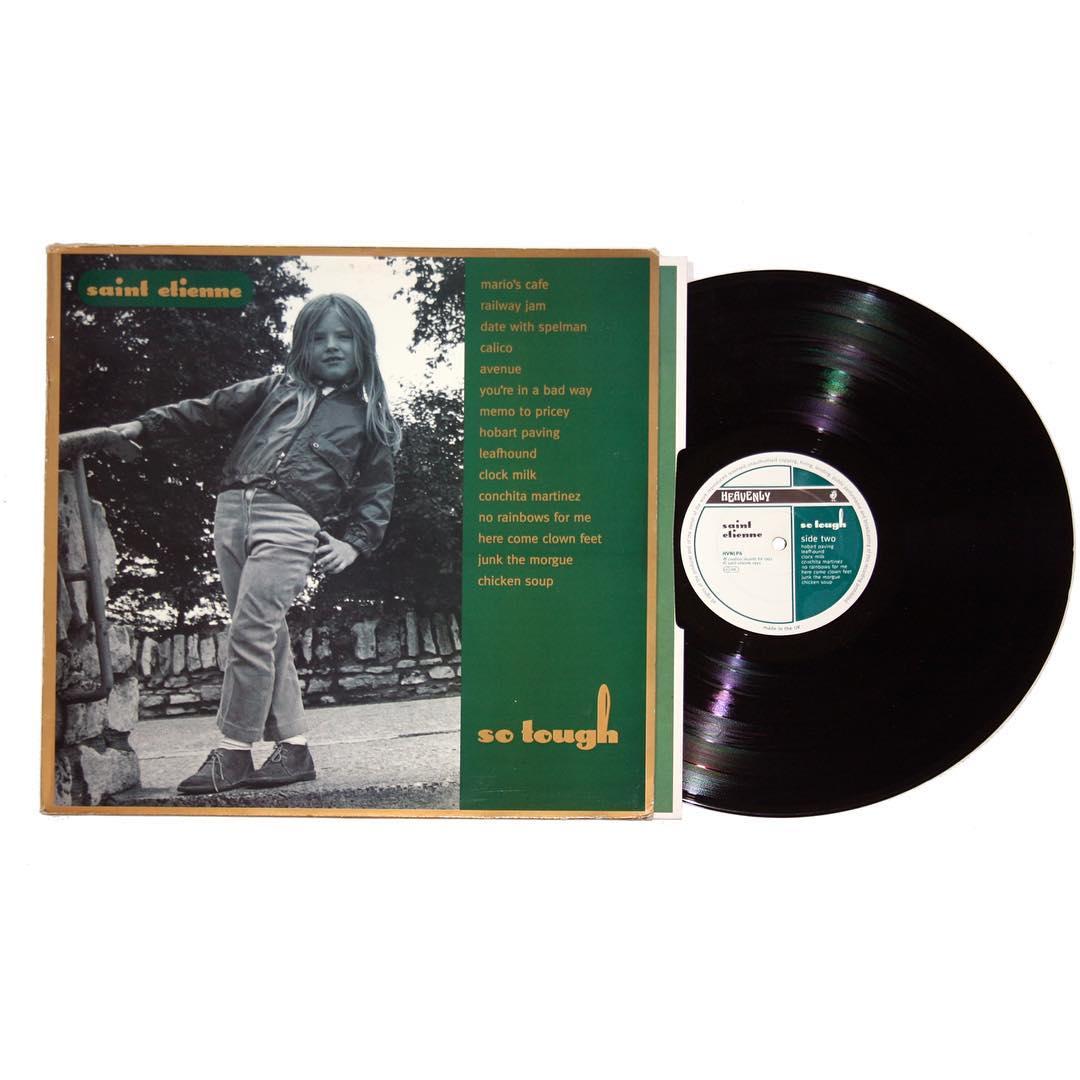 Saint Etienne - So Tough Vinyl