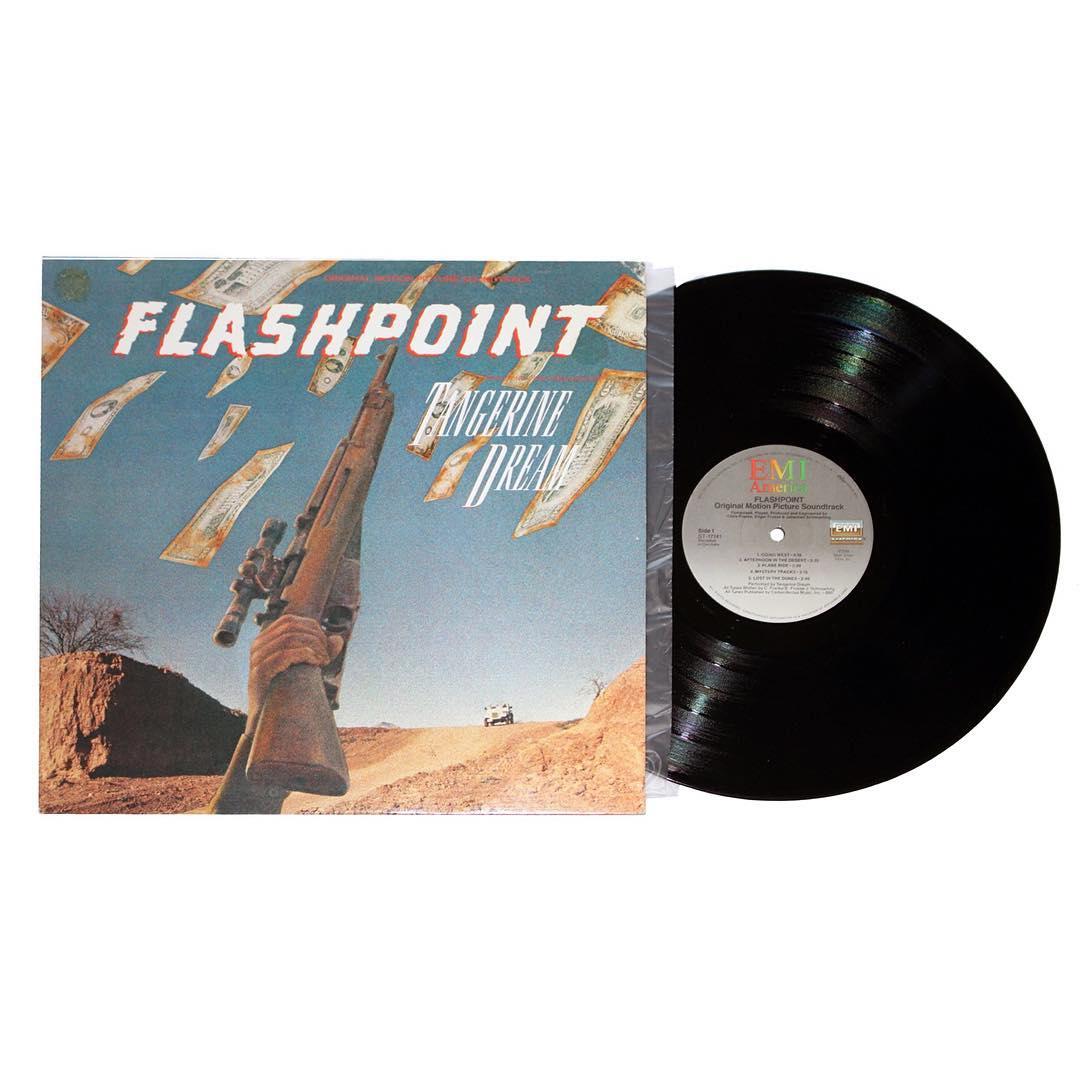Flashpoint - Original Motion Picture Soundtrack