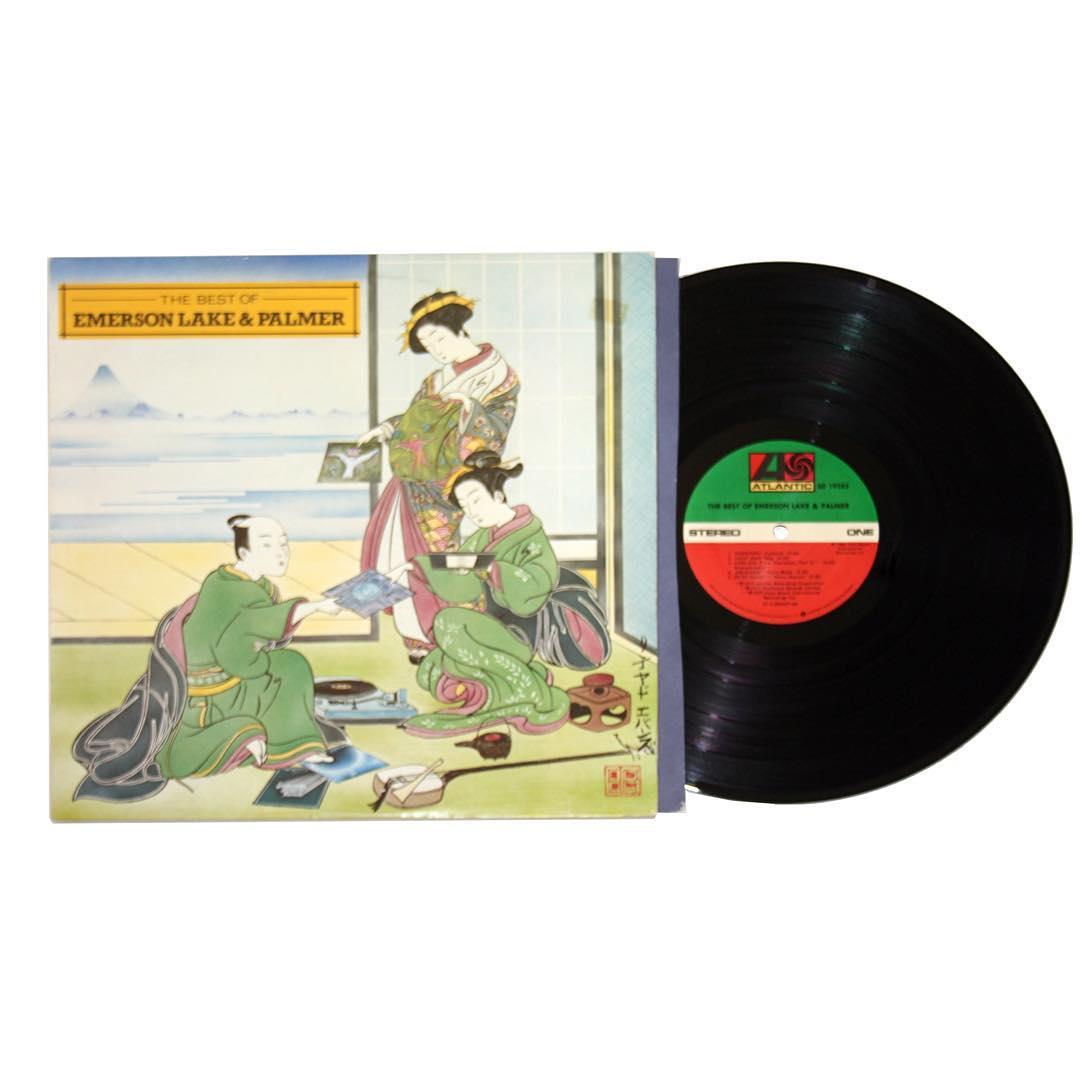 The Best of Emerson, Lake & Palmer Vinyl