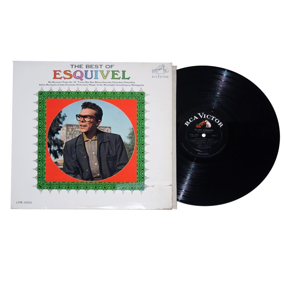 The Best of Esquivel Vinyl