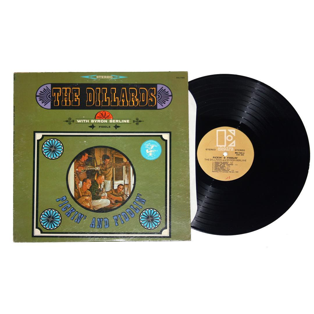 The Dillards with Byron Berline - Pickin' and Fiddlin' Album