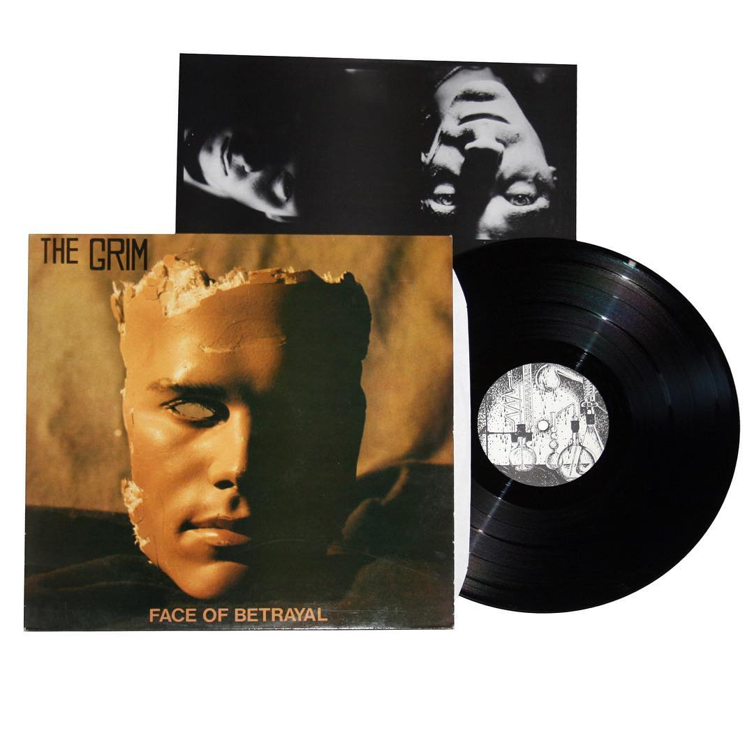 The Grim - Face of Betrayal Album