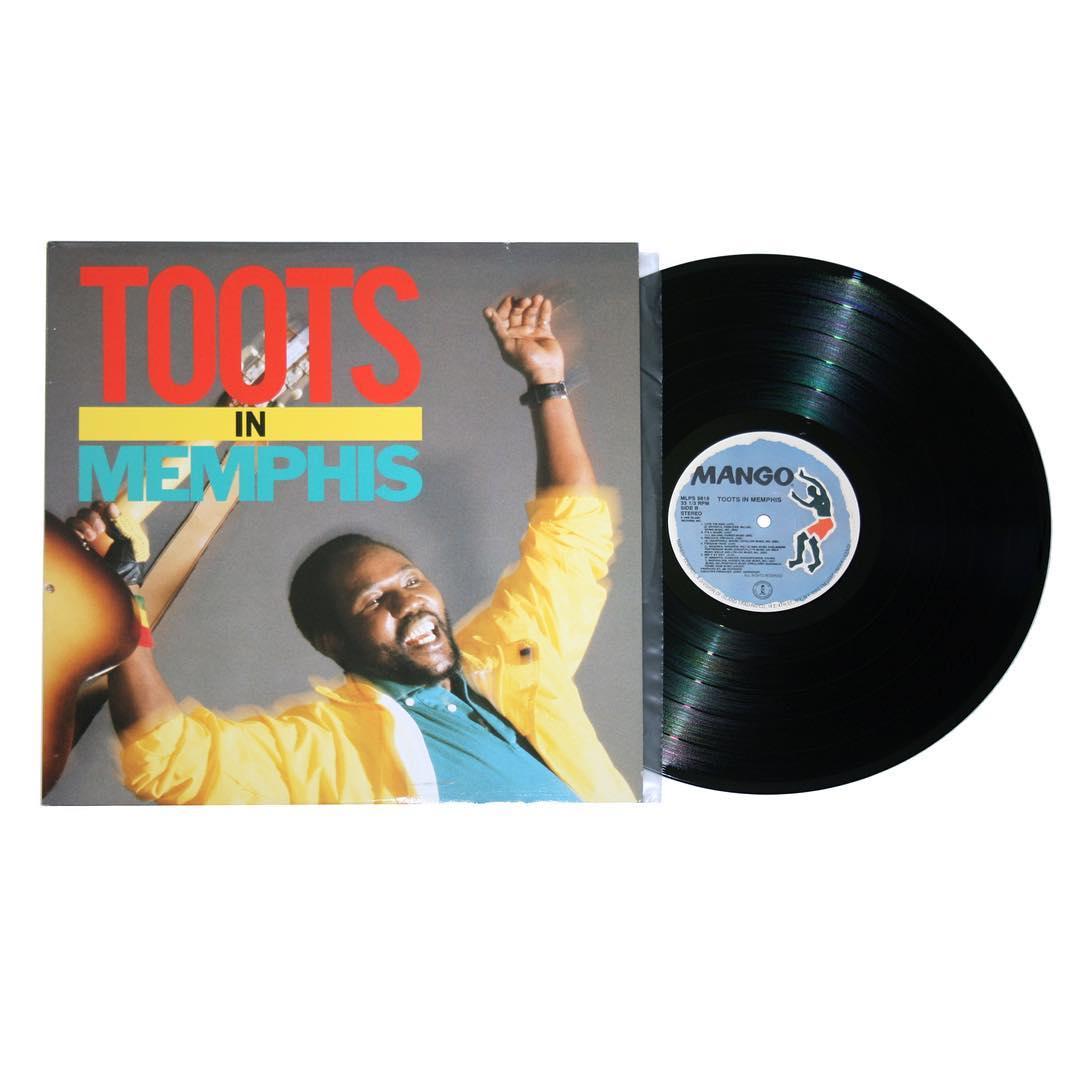 Toots Hibbert - Toots In Memphis Vinyl