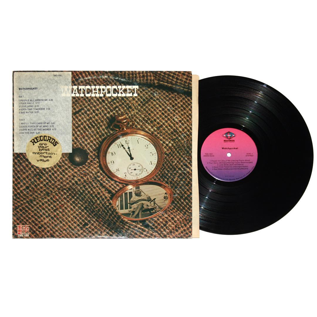 Watchpocket - Self Titled Album