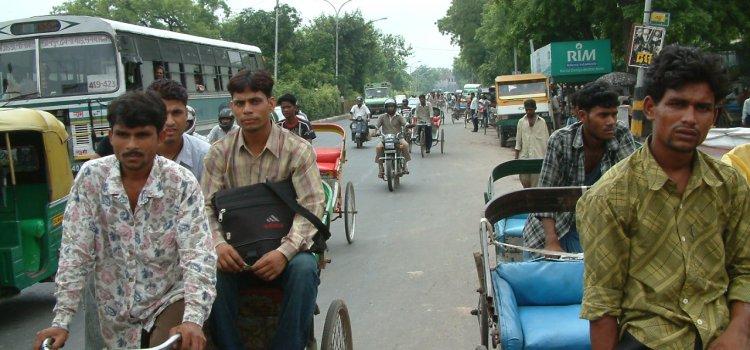 7 augustus 2005 New Delhi – Amsterdam