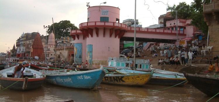 26 juli 2005 Varanassi