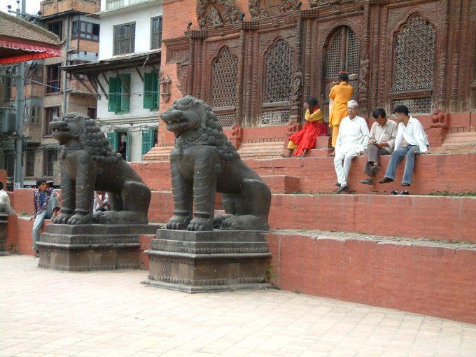 6 augustus 2005 Kathmandu – New Delhi