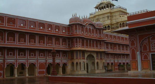 17 juli 2005 New Delhi – Jaipur