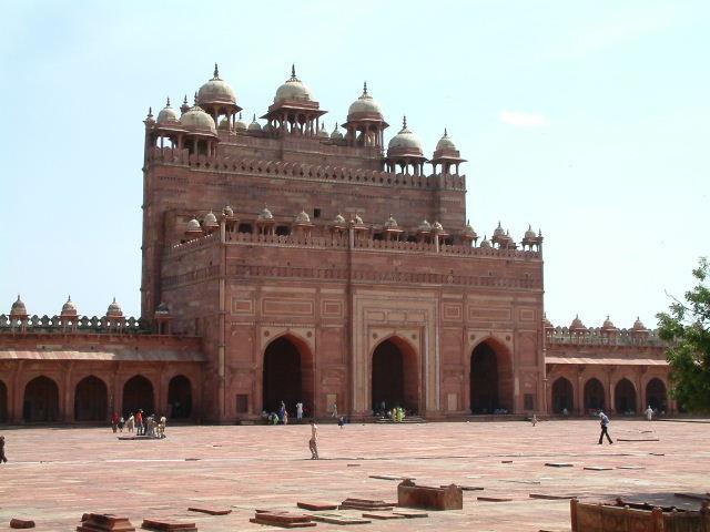 20 juli 2005 Jaipur – Agra