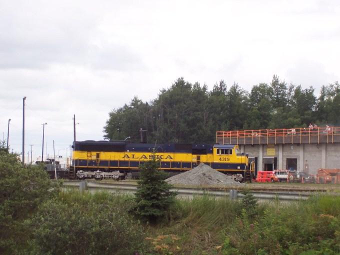 31 juli  2007 Homer – Anchorage