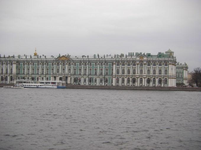 2 mei 2010 St Petersburg