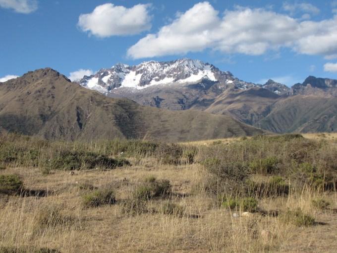 5 augustus 2011  Cusco (3360m) – Heilige Vallei