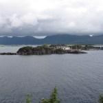 21 juli 2012 Finnsnes – Andenes  – 69° 18'N 16° 07'E