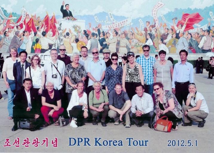 3 mei Pyongyang – Beijing