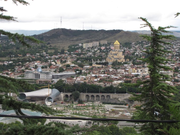 28 juli 2013 Tbilisi