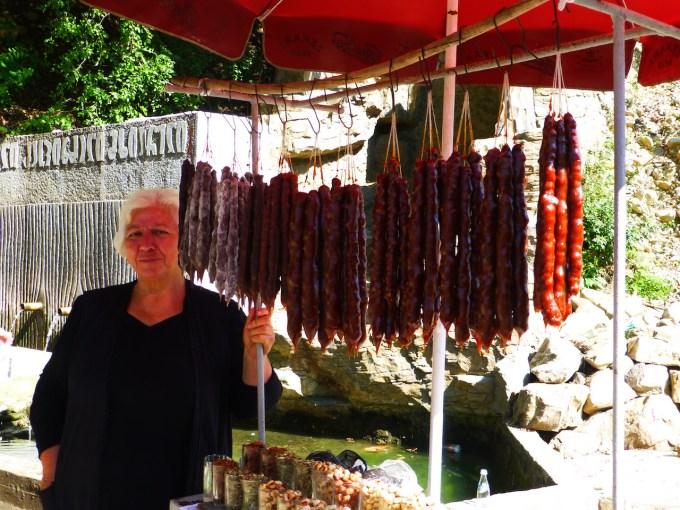 1 augustus 2013 Tbilisi
