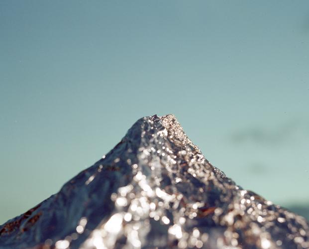 "© Yuji Hamada, from the series ""Primal Mountain"", 2011-2012"