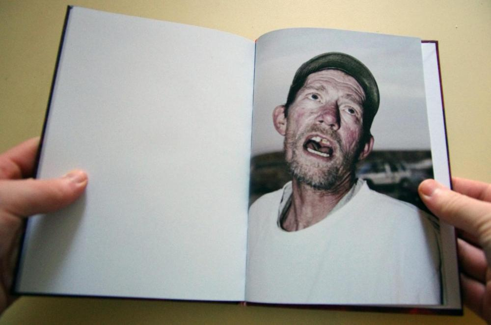 © Yurian Quintanas Nobel, 15 cm X 21 cm, hard-cover, 68 pages, hand numbered, limited edition of 150