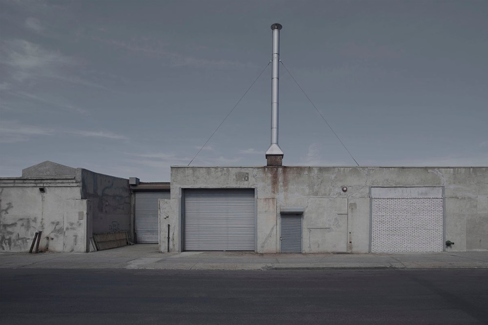 """© Peter Margonelli, The Loading Dock, from the series """"Imaginary Geographies"""""""