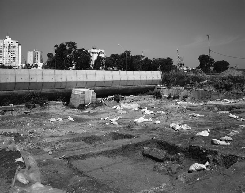 © Yaniv Waissa, Archaeological Site, Arce, 2008