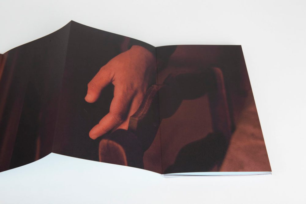 © Peter Dekens, 170 x 275 mm, 72 pages, concept / photography by Peter Dekens, design by Rob van Hoesel, edition of 500