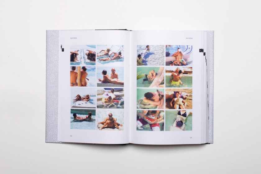 © Kurt Caviezel, 16x24cm, 416 pages, hardcover, images by Kurt Caviezel, foreword by Joachim Schmid, curated by Nicoló Degiorgis, editing by Rorhof, foto-forum, design by Nicoló Degiorgis and Walter Hutton, first edition, 2015