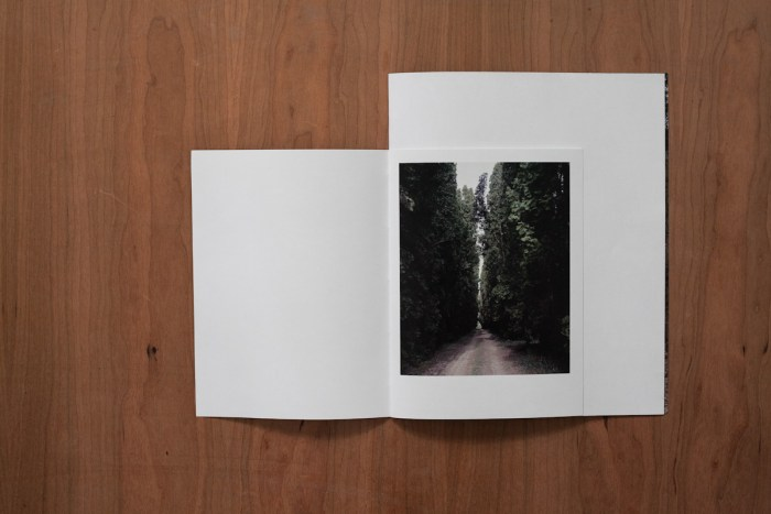 © Dominika Jackuliakova, 21x26 cm, 34 pages, edition of 93 (numbered), APART publishing, 2014