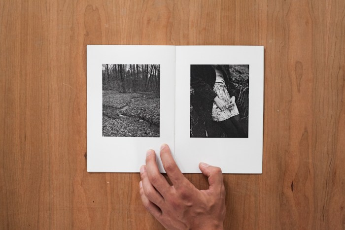 © Peter Sit, A5, 20 pages, softcover, cover MarekNový (blindprint),3 color and 6 black-and-white images, published by APART, edition of 51(numbered and signed), 2013