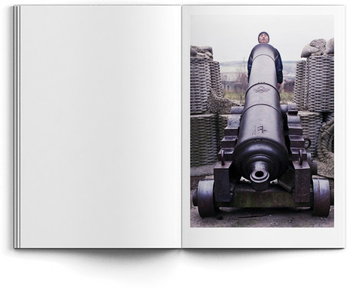 © Andrii Konontsev, 24 cm x 16,9 cm, 37 pages, 16 images, softcover, selfpublished