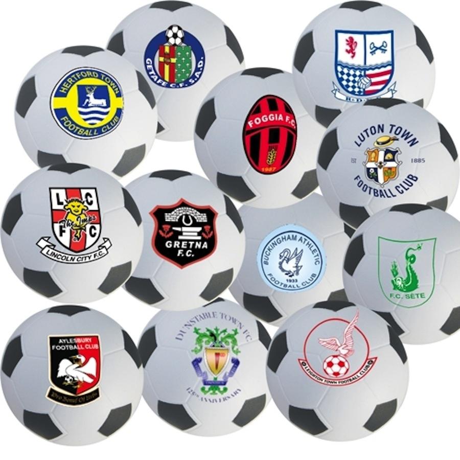 Ballon De Football Anti Stress Anti Stress Phosphorescence