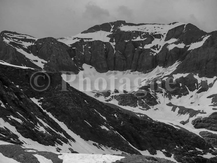 Le glacier de Derrière le Clapier