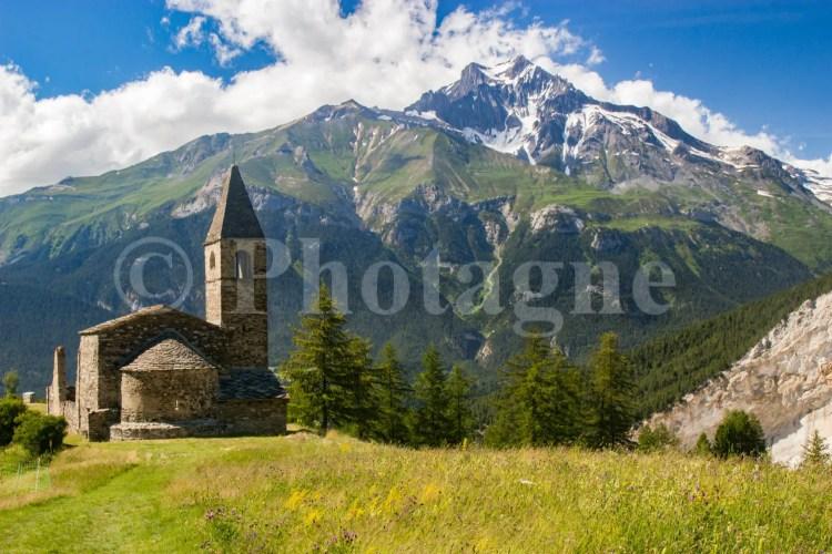 L'église de Saint-Pierre d'Extravache