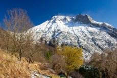 Mont Prana depuis l'Alpe di Cima