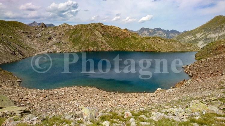 Lac du col d'Arratille